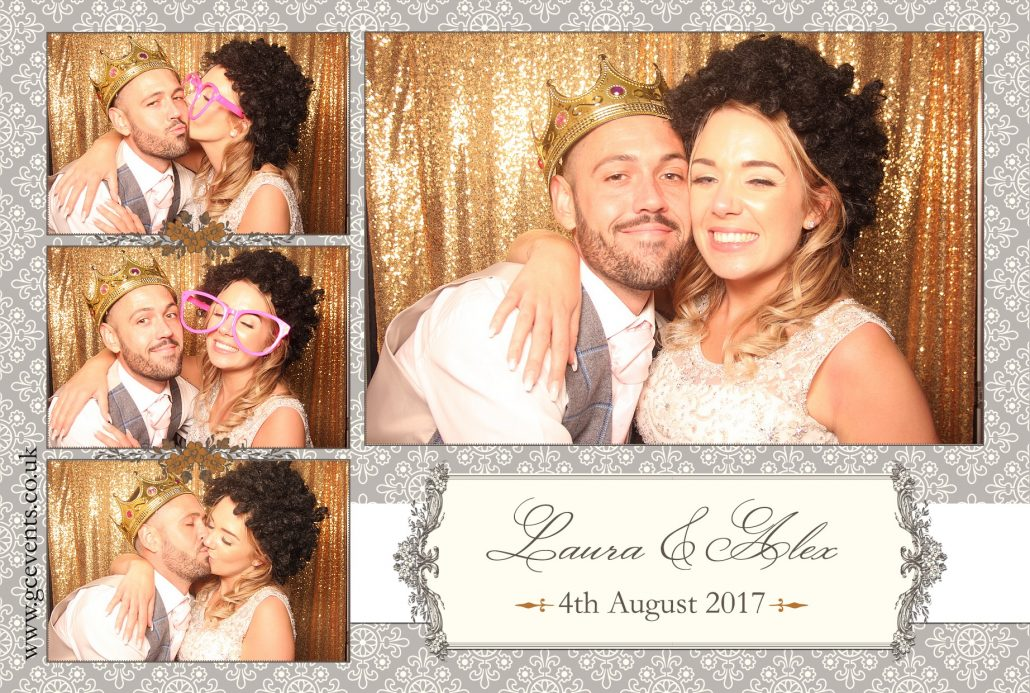 Photo Booth images from GC Events UK